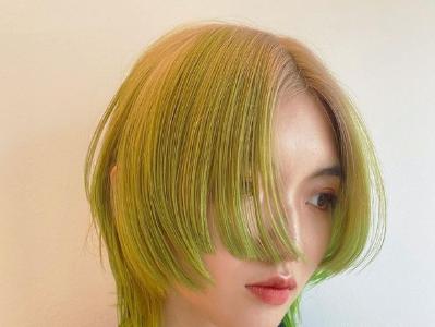 2021年最潮发色推荐 时髦girl就染最酷的发色