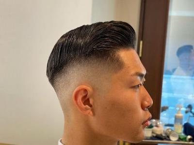 男生干净帅气短发 时尚潮男必备发型