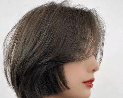 今年新款波波头发型 演绎百变时髦造型