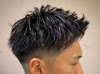 男生时尚潮短发 剪个帅气的发型才够酷