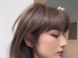女生锁骨发发型火出圈 不挑人减龄又修颜
