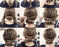 女生怎么盘头发 7款优雅盘发教程轻松学会