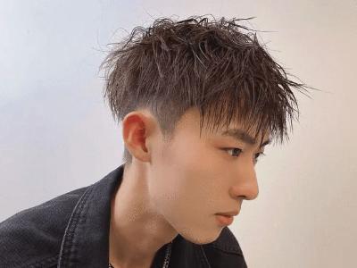 酷盖潮男时尚发型推荐 男生发型这么剪最帅气