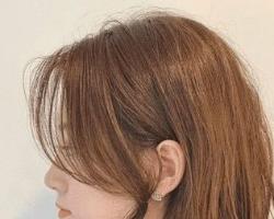 女生长发烫卷有多美?效果堪比换头术颜值爆棚