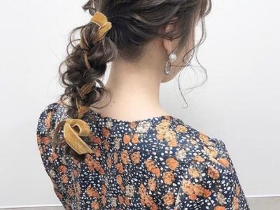 日系发带扎发推荐 扎个头发元气十足更可爱