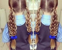 十岁女孩扎头发大全 好看漂亮的小女孩扎发推荐