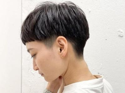 酷酷的超短发造型推荐 女生头发越短越帅气