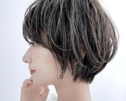 2021时尚超短发发型推荐 女生剪短发可盐可甜