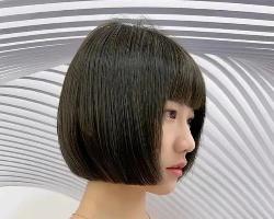 2021最新波波头款式 洋气减龄女生短发推荐