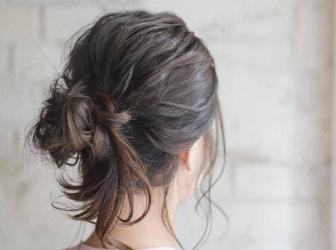 日系慵懒风扎发推荐 发少女生必备扎发造型